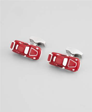Запонки мужские HENDERSON BF-0491 красные
