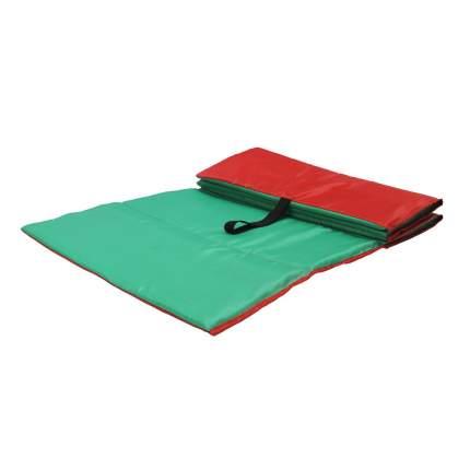 Коврик гимнастический Body Form BF-001 красно-зеленый