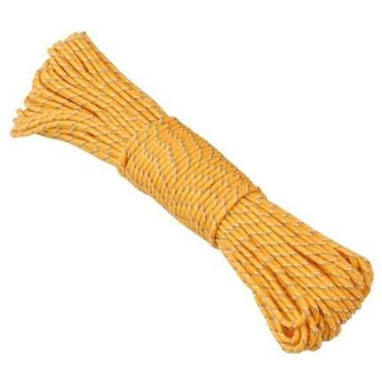Веревка люминесцентная AceCamp Polypro Rope 5 мм x 20 м 9082-yellow