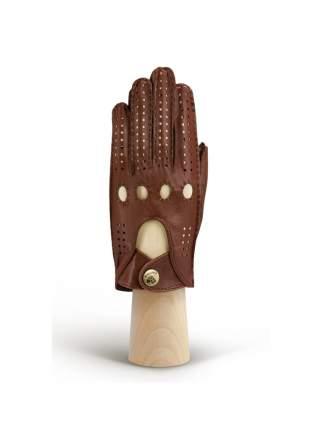 Перчатки женские Eleganzza HS011W коричневые 6