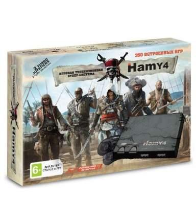 Игровая приставка 16 Bit Sega 8 Bit Hamy 4 Assassin Creed Black Flag (350 в 1)