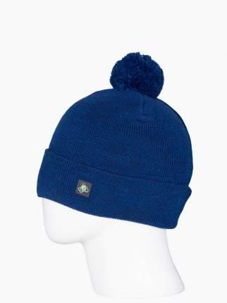 Шапка мужская Dairos GD58191282 синяя