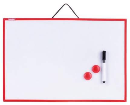 Магнитно-маркерная доска Brauberg Пифагор 231719 30x45 см