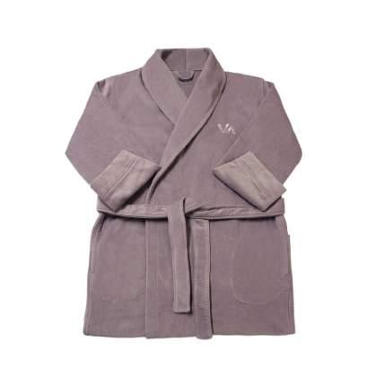 Банный халат VALERON Crista Цвет: Сиреневый (L)