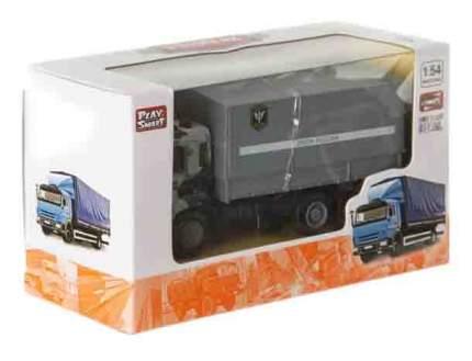 Инерционный грузовик PlaySmart ЗИЛ ОМОН 1:54 А74816