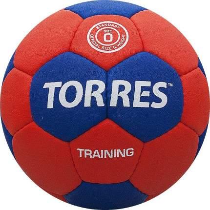 Мяч гандбольный Torres Training SS18, 0, красный