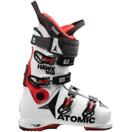 Горнолыжные ботинки Atomic Hawx Ultra 120 2018, white/red/black, 26.5