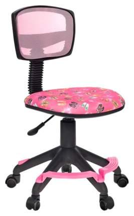 Кресло детское Бюрократ розовое CH-299-F/PK/FLIPFLO