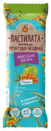 Пастила Экофермер фруктово-ягодная облепиха с яблоком и медом