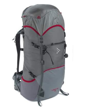 Рюкзак  LIGHT 55 XL 5205-9609 СЕРЫЙ ТМН