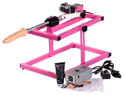 Секс-машина, LoveMachines, Казанова, металл, розовый, 51 см FM0410