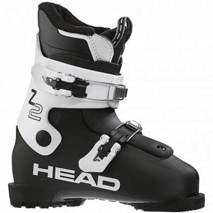 Горнолыжные ботинки Head Z2 2019, black/white, 22.5