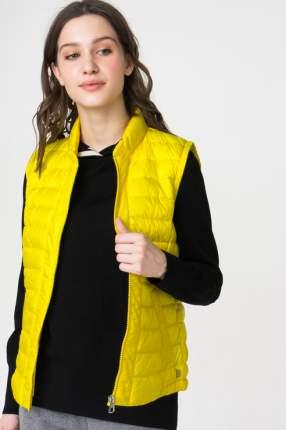 Утепленный жилет женский Marc O'Polo 098872007/234 желтый 38 EU