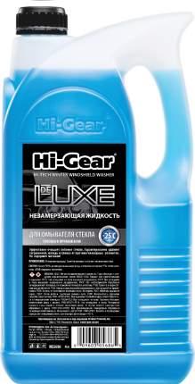 Жидкость омывателя незамерзающая -25C HI-Gear инновационная готовая 4 л HG5686