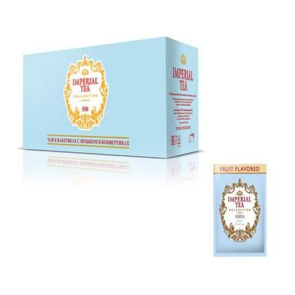 Чай черный фруктовый Imperial tea collection India 500 пакетиков