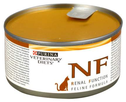 Консервы для кошек Pro Plan Veterinary Diets NF Renal Function, курица, 195г