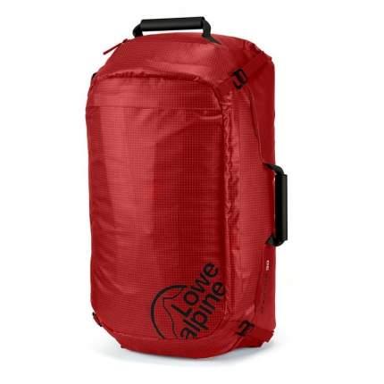 Туристический баул Lowe Alpine At Kit Bag 90 л красный