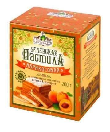Пастила Белевские сладости абрикосовая 200 г