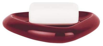 Мыльница Spirella Etna Shiny Бордовый
