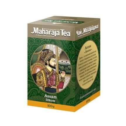 Чай черный ассам Maharaja Tea диком 100 г