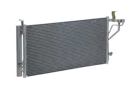 Радиатор охлаждения двигателя / Chevrolet Lanos 97