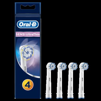 Насадка для электрической зубной щетки Oral-B EB60 Sensi 4шт