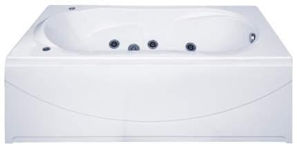 Акриловая ванна BAS Ахин 170х80 c гидромассажем