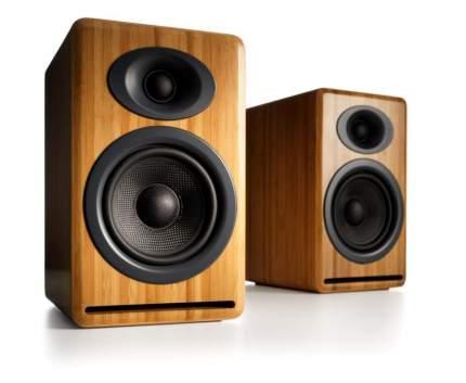 Акустическая система Audioengine P4 Bamboo
