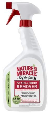 Нейтрализатор органических пятен и запаха 8in1 цитрус бутылка 945