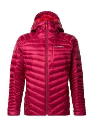 Спортивная куртка женская Berghaus Extrem Micro 2.0 Down Insulated, beet red, XS