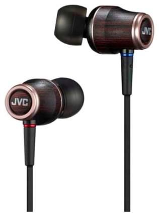 Наушники JVC Wood HA-FW03 Black