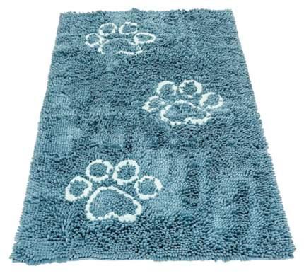 Коврик для животных Dog gone Smart Doormat Runner для собак 76 х 152 см Цвет морской волны