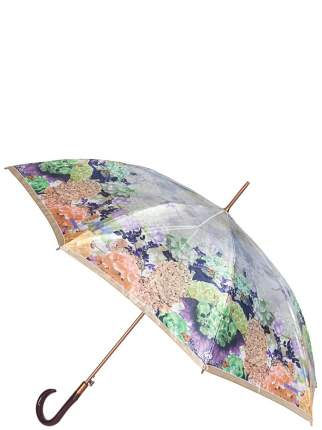 Зонт-трость полуавтомат Eleganzza T-06-0329 бежевый