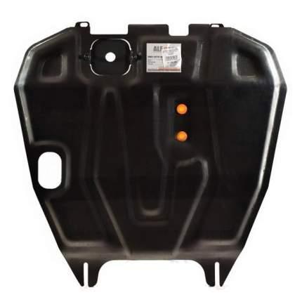 Защита картера АВС-Дизайн для Mitsubishi (01.282.C2)