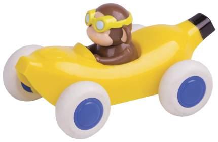 Viking toys Машинка-банан 14 см, с Мартышкой, арт. 1363