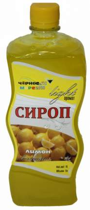 Сироп Черное море лимон light  1 л