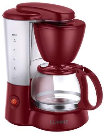 Кофеварка капельного типа LUMME LU-1603 Red