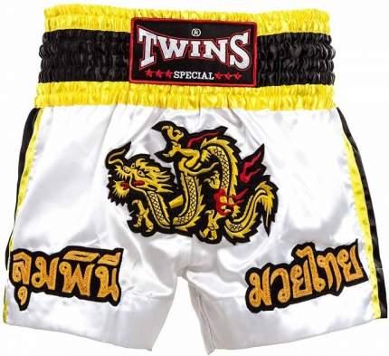 Боксерские трусы Twins Special TBS-14 черные, размер S