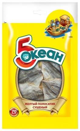 Рыбное ассорти 5 Океан желтый полосатик сушеная 70 г
