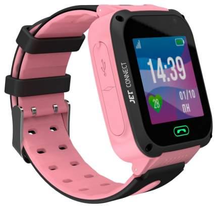 Смарт-часы JET Kid Connect цвет розовый; черный