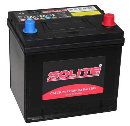 Аккумулятор автомобильный Solite CMF26R550 60А/ч 550А полярность обратная