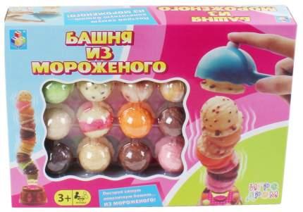 Настольная игра 1 Toy Игродром Башня из мороженого