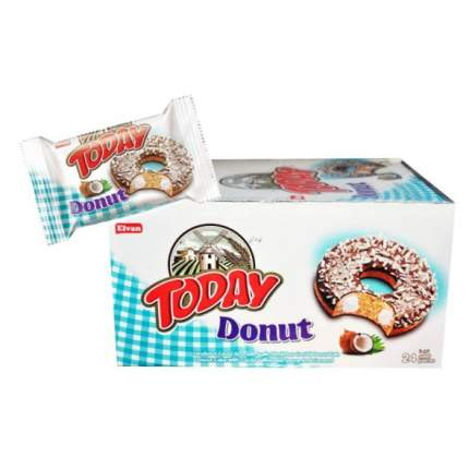 Пончики Today donut кокос