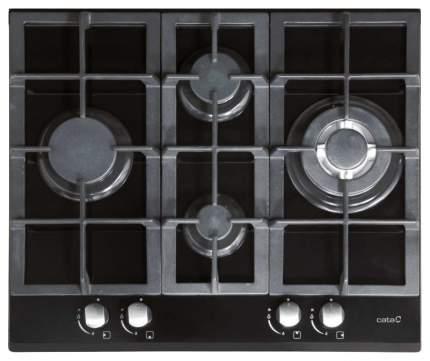 Встраиваемая варочная панель газовая CATA LCI 6031 BK Black