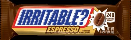 Шоколадный батончик Snickers espresso со вкусом кофе 51.6 г