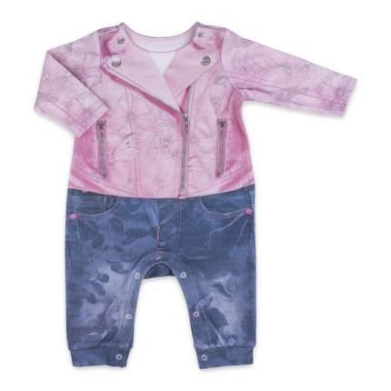 Комбинезон Папитто для девочки Fashion Jeans 561-01 р.22-68