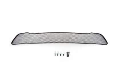 Сетка на бампер arbori внешняя для Chevrolet Cruze 2013, черная, 10 мм