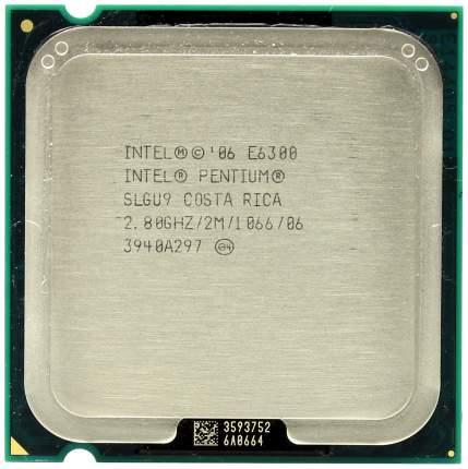 Процессор Intel Pentium E6300 OEM