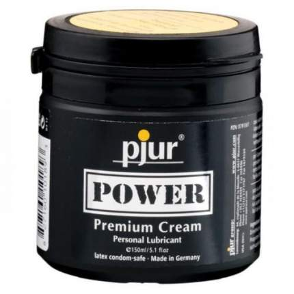 Лубрикант для фистинга на водно-силиконовой основе Pjur Power 150 мл