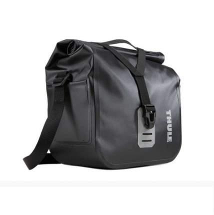Велосумка на руль Thule Shield Handlebar Bag черная